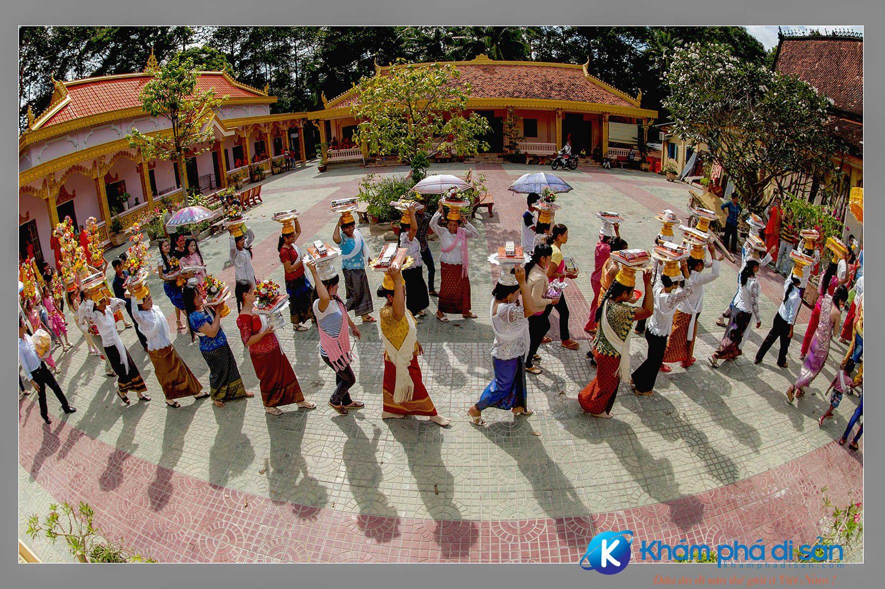 lễ hội Ok Om Bok  Dulịchtràvinh optimized